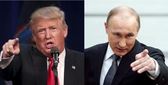 Tổng thống Donald Trump và Tổng thống Putin (Ảnh: Reuters)