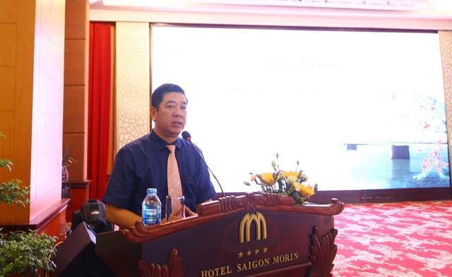 PGS.TS. Nguyễn Đình Tùng, Chủ tịch Hội Ung thư vú tỉnh Thừa Thiên Huế cho biết rất nhiều vấn đề mới của ung thư vú thời gian này