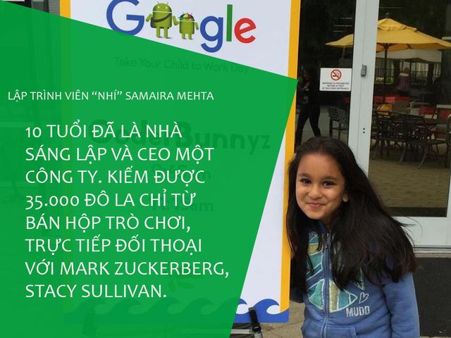 Lập trình viên nhí tài năng mới 10 tuổi đã được cả Google và Microsoft quan tâm - 1