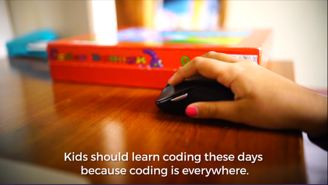 Thời nay, trẻ em cần phải được học lập trình vì code ở khắp mọi nơi.