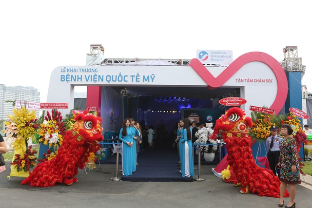Khai trương Bệnh viện Quốc tế Mỹ (AIH) - Bệnh viện quốc tế đầu tiên tại Việt Nam theo tiêu chuẩn Mỹ - 1