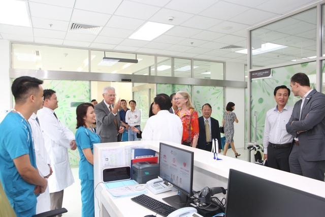 Khai trương Bệnh viện Quốc tế Mỹ (AIH) - Bệnh viện quốc tế đầu tiên tại Việt Nam theo tiêu chuẩn Mỹ - 4