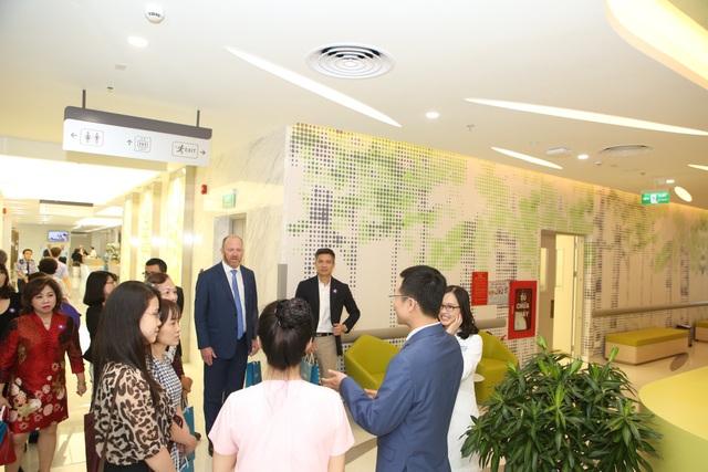 Khai trương Bệnh viện Quốc tế Mỹ (AIH) - Bệnh viện quốc tế đầu tiên tại Việt Nam theo tiêu chuẩn Mỹ - 3