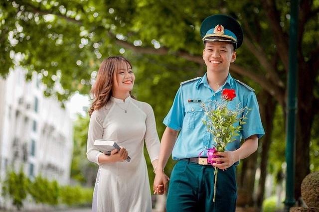 Chuyện tình yêu xa đẹp như cổ tích của cặp đôi Thái Bình - 4