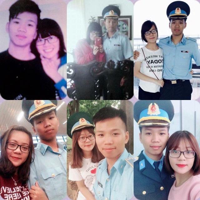 Những hình ảnh kỷ niệm của cặp đôi Thái Bình