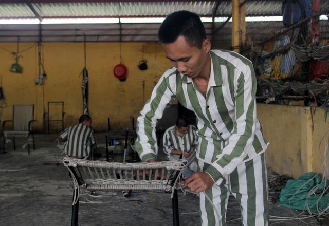 Đăng đang chấp hành án 7 năm tù tại trại giam Đắk PLao
