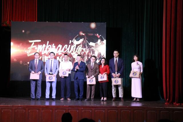 Các bạn trẻ Việt Nam được tham gia SSEAYP .