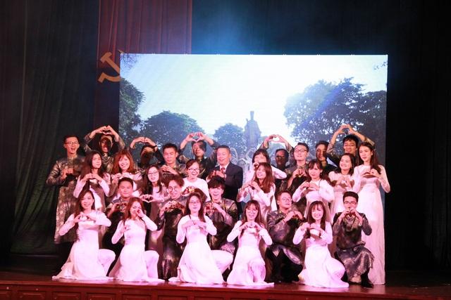 28 gương mặt xuất sắc trở thành đại diện chính thức của Việt Nam tham dự SSEAYP năm 2018.