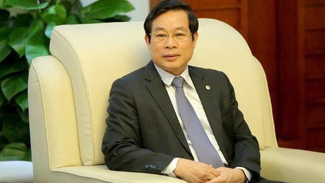 Ông Nguyễn Bắc Son đã nhận hình thức kỷ luật cách chức Uỷ viên TƯ Đảng, Bí thư Ban cán sự Đảng Bộ TT-TT nhiệm kỳ 2011-2016