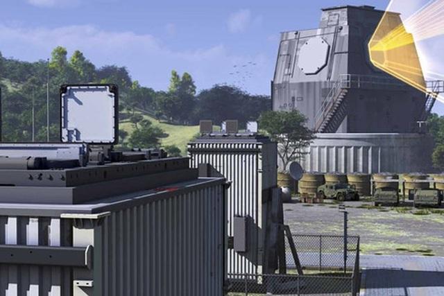 Hệ thống phòng thủ tên lửa trên mặt đất Aegis Ashore được Mỹ triển khai ở Ba Lan và Rumania