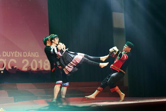 Lường Thu Trang vào vai cô gái dân tộc H'mông, là nạn nhân của hủ tục cướp vợ
