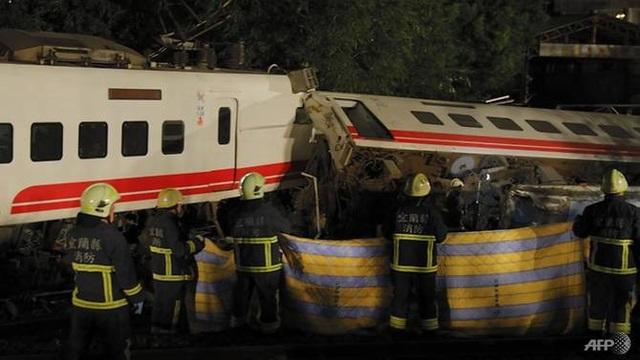 Vụ tai nạn khiến ít nhất 18 người chết. (Ảnh: AFP)