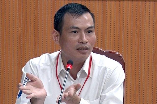 Luật sư Vi Văn Diện, Giám đốc Công ty Luật TNHH Thiên Minh (Đoàn luật sư TP Hà Nội).