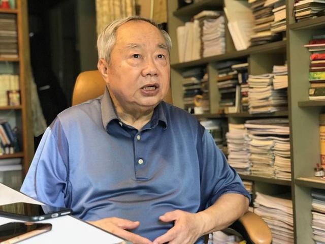Ông Vũ Mão nguyên là Chủ nhiệm Văn phòng Quốc hội, Chủ nhiệm UB Đối ngoại của Quốc hội