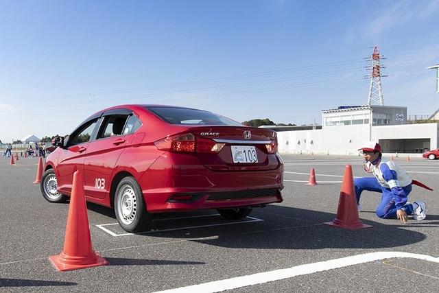 Hướng dẫn viên lái xe an toàn của Việt Nam giành giải nhất tại Nhật Bản - 5