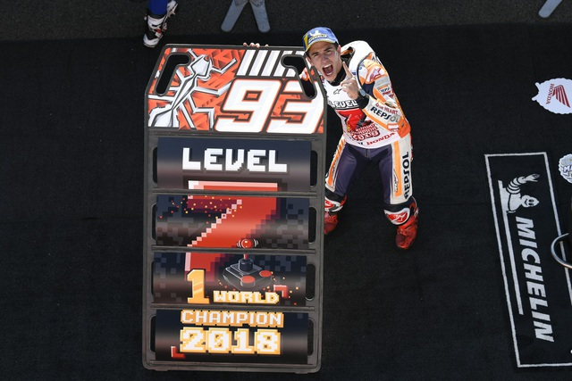 Marc Marquez trên con đường trở thành kỷ lục gia của MotoGP - 3