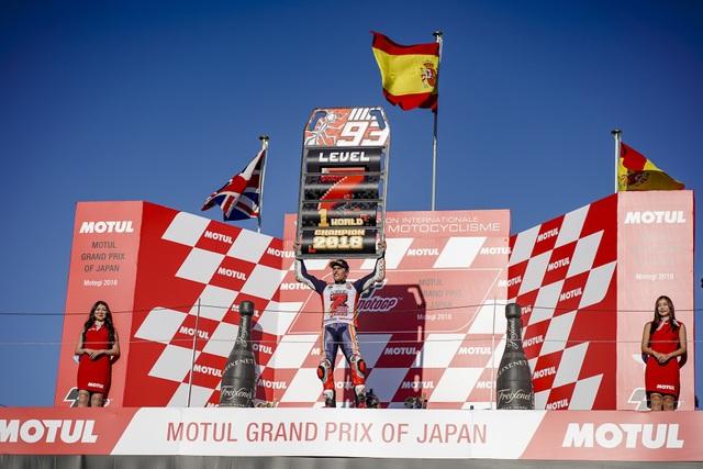 Marc Marquez trên con đường trở thành kỷ lục gia của MotoGP - 1