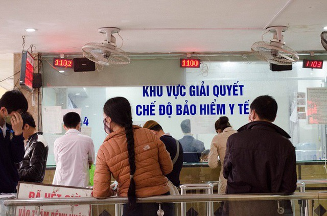 Hà Nội: Ngăn chặn kịp thời hành vi gian lận, trục lợi quỹ BHYT - 1