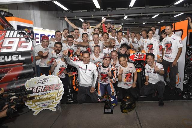 Marc Marquez trên con đường trở thành kỷ lục gia của MotoGP - 7