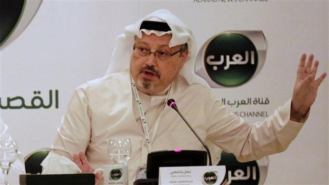 Nhà báo Khashoggi (Ảnh: NBC News)