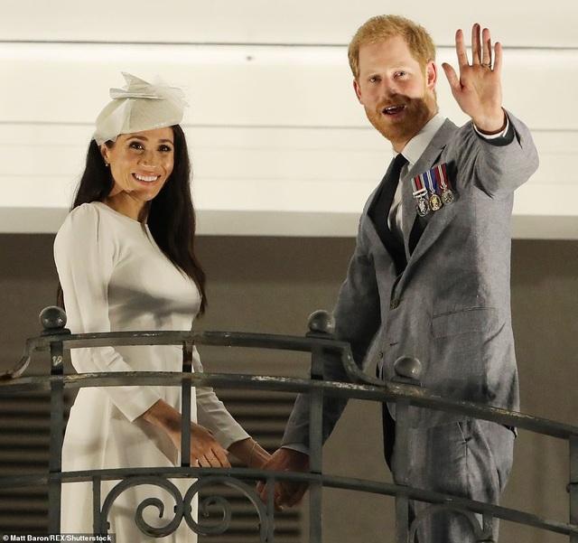 Hoàng tử Harry nói, anh mong sẽ có con gái đầu lòng