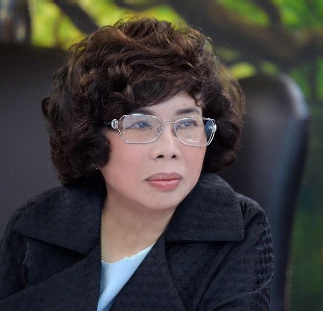 """Bà Thái Hương – Nhà sáng lập của Tập đoàn TH đoạt giải Vàng cao nhất dành cho """"Doanh nhân xuất sắc của năm"""" trong hệ thống Giải thưởng Kinh doanh quốc tế Stevie Awards"""