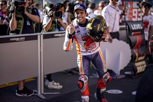 Marc Marquez trên con đường trở thành kỷ lục gia của MotoGP - 6