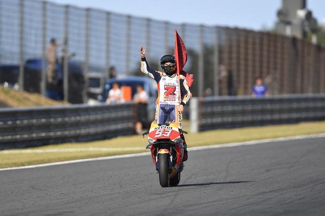 Marc Marquez trên con đường trở thành kỷ lục gia của MotoGP - 4