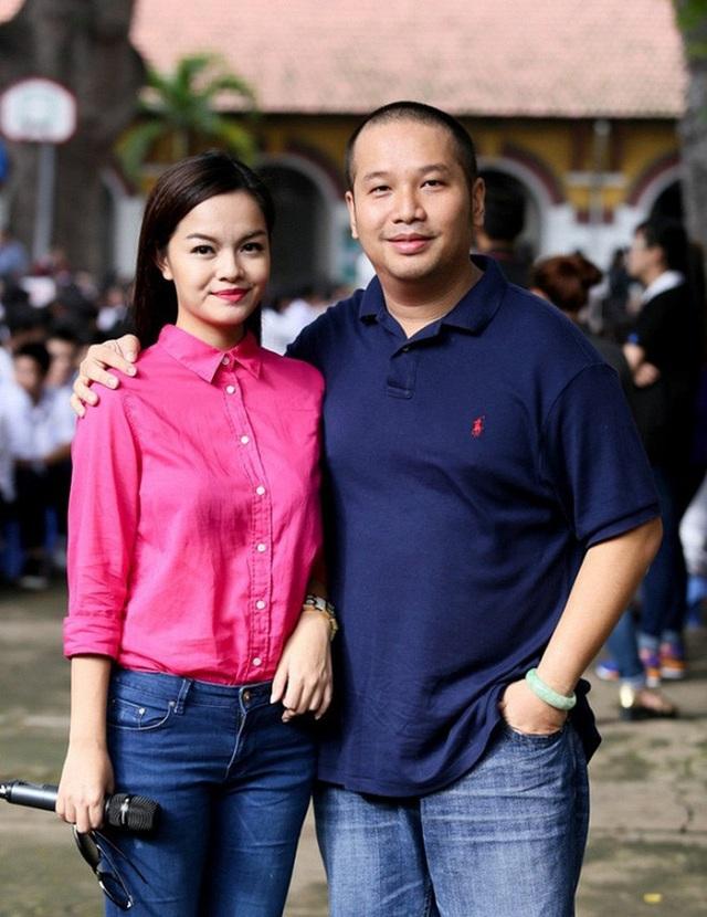 Phạm Quỳnh Anh và Quang Huy chia tay sau 16 năm gắn bó