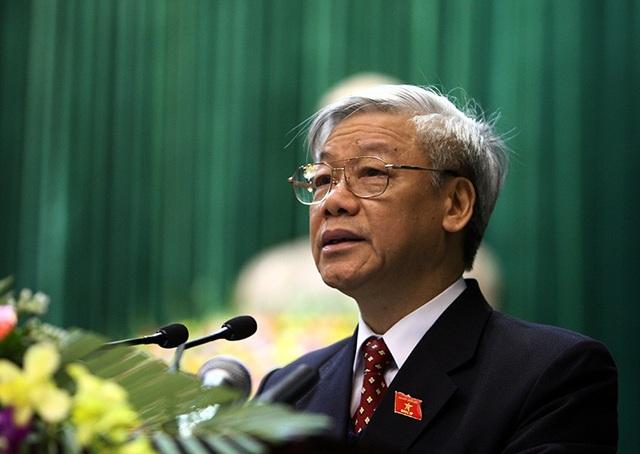 Quốc hội bỏ phiếu quyết định việc Tổng Bí thư đồng thời là Chủ tịch nước - Ảnh 1.