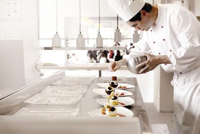 Nâng tầm ẩm thực thành nghệ thuật tại Culinary Arts Academy - 1
