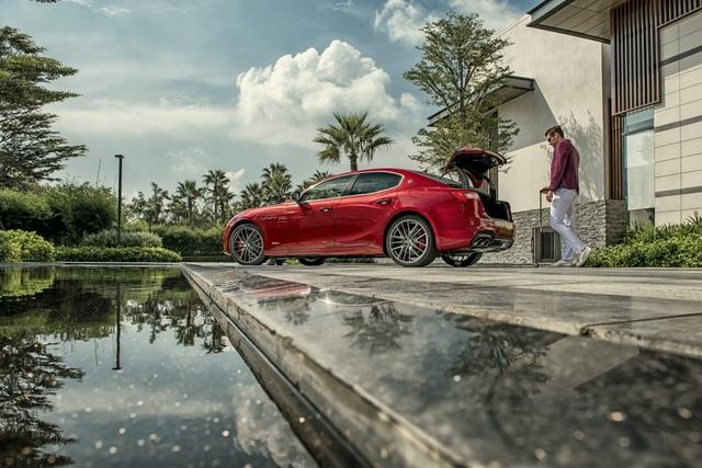 Maserati sẽ ra mắt Quattroporte Granlusso GTS mới tại Triển lãm VMS 2018 - 2