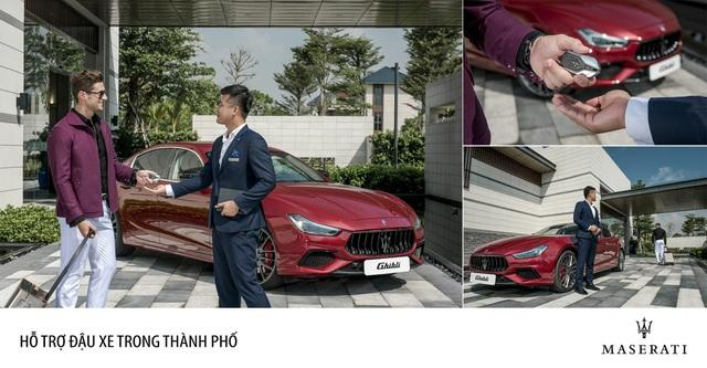 Thông thường, chìa khóa xe đơn giản chỉ để mở cửa một phương tiện di chuyển, nhưng đối với Maserati, chiếc chìa khóa mang logo cây đinh ba lại có thể mở ra cả một thế giới trải nghiệm đầy cảm xúc mà họ chưa từng biết đến. Sở hữu Maserati, chủ xe cũng trở nên đặc biệt, bởi cách mà Maserati chăm sóc cho cảm xúc của từng thượng khách trong suốt thời gian sử dụng.