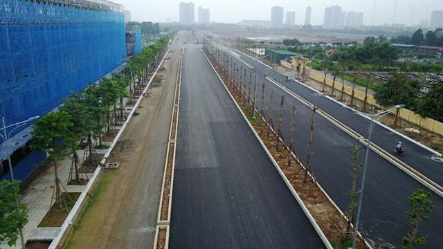 The Manor Central Park nằm cạnh tuyến đường BT nối liền Hà Đông - Nguyễn Xiển, và giáp ranh công viên Chu Văn An.