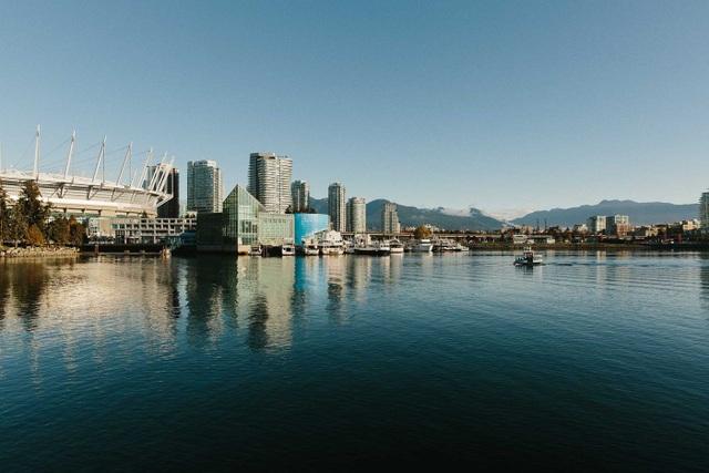 Thành phố Vancouver (Ảnh: Bloomberg)