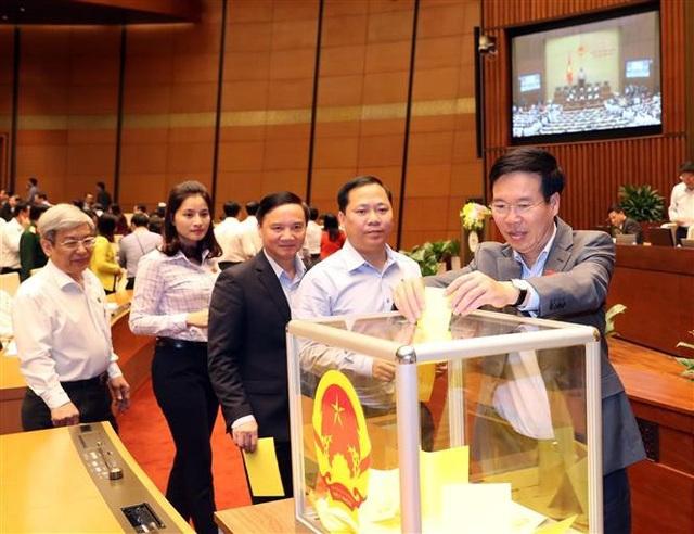 Tổng Bí thư Nguyễn Phú Trọng đắc cử Chủ tịch nước - Ảnh 8.