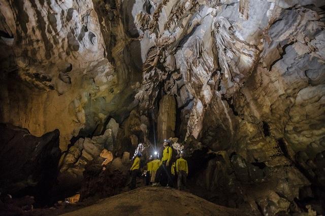 Hai hang động này hứa hẹn sẽ thu hút du khách.