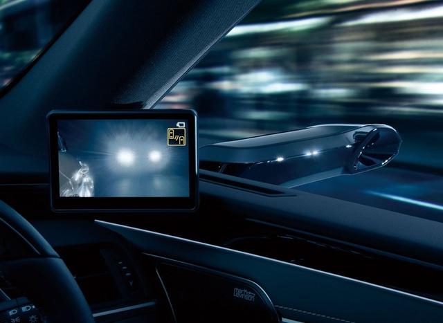 Lexus ES thế hệ mới ra mắt tại Nhật không có gương cửa - 5