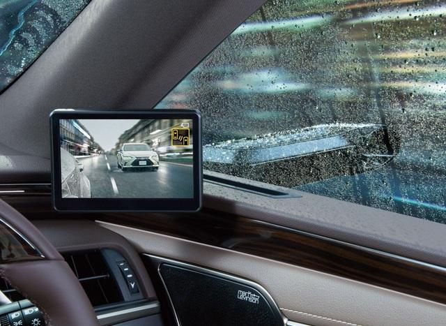 Lexus ES thế hệ mới ra mắt tại Nhật không có gương cửa - 2