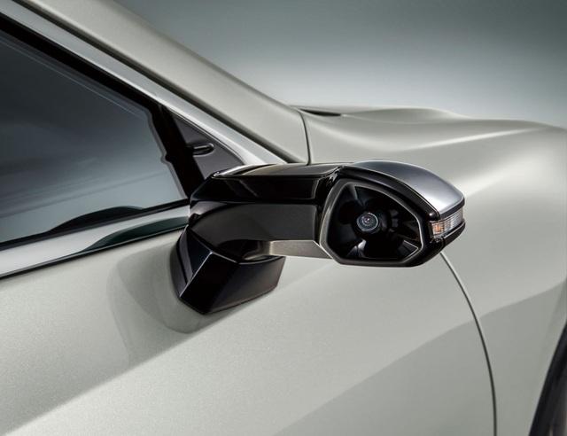 Lexus ES thế hệ mới ra mắt tại Nhật không có gương cửa - 3