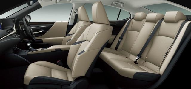 Lexus ES thế hệ mới ra mắt tại Nhật không có gương cửa - 18