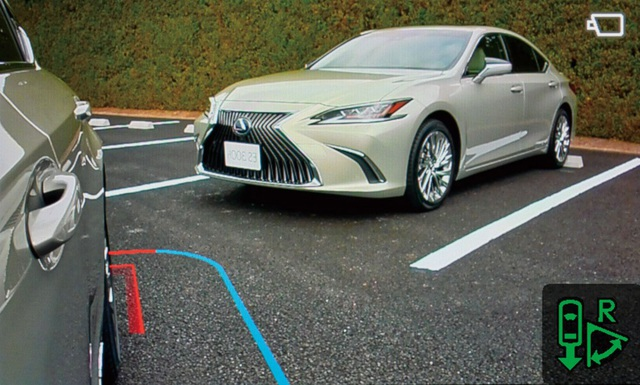 Lexus ES thế hệ mới ra mắt tại Nhật không có gương cửa - 7