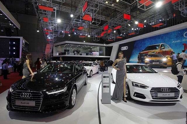 Audi A5 song hành cùng A6