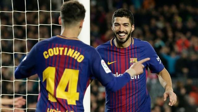 Đây là lúc mà cặp đôi cũ của Liverppol, Coutinho và Suarez cần thể hiện tầm quan trọng của mình
