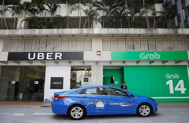 Hiệp hội taxi 3 miền cho rằng cần nhanh chóng xem xét, xác minh đưa ra kết luận điều tra vụ Grab thâu tóm Uber...