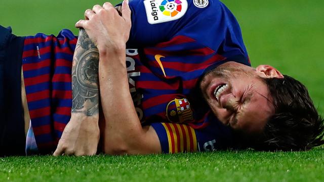 Sự thiếu vắng Messi ảnh hưởng lớn tới Barcelona