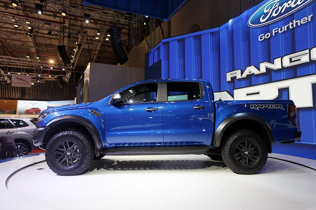 Ford Ranger Raptor chốt giá gần 1,2 tỉ đồng - 4