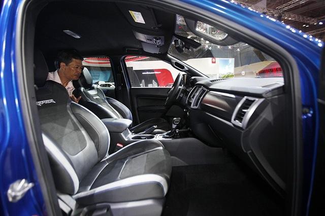 Ford Ranger Raptor chốt giá gần 1,2 tỉ đồng - 10