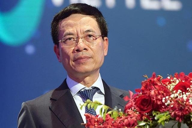 Ông Nguyễn Mạnh Hùng chính thức được phê chuẩn làm Bộ trưởng Bộ Thông tin - Truyền thông
