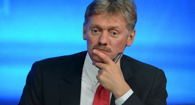 Phát ngôn viên Điện Kremlin Dmitry Peskov (Ảnh: Sputnik)